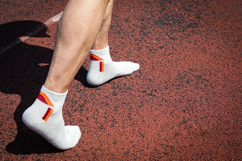 Hot Sale Socks Men 2016 New Soft Cotton Short Sock Custom Low Cut Off White Thick Patchwork Sock 10 Pairs/Lot Wholesale z10