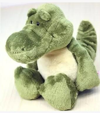 "nici standing crocodile doll 35cm (13.78 "") 50cm (19.68"")plush toy pillow child's birthday gift LH105(China (Mainland))"