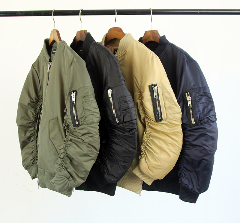 Compare Prices on Airborne Flight Bomber Jacket Men- Online ...