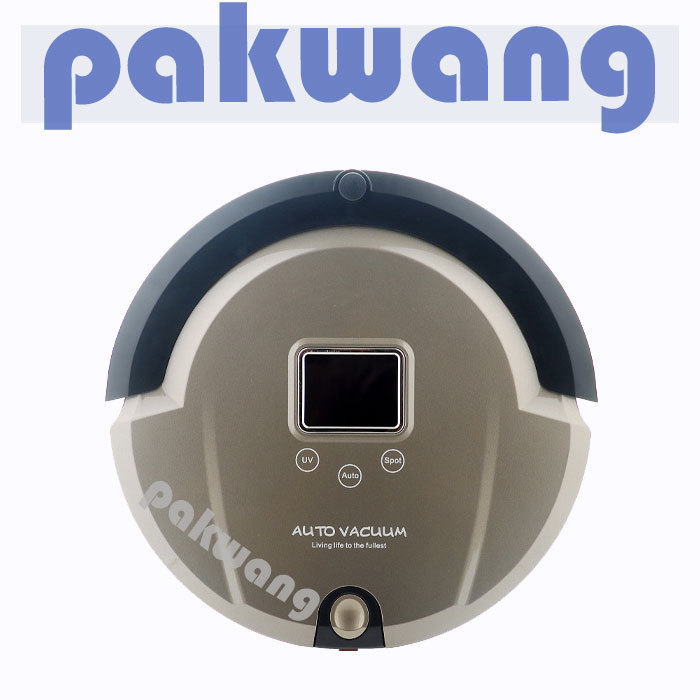Popular low price low noise Mini Robot Vacuum Cleaner With Mopping Function(China (Mainland))