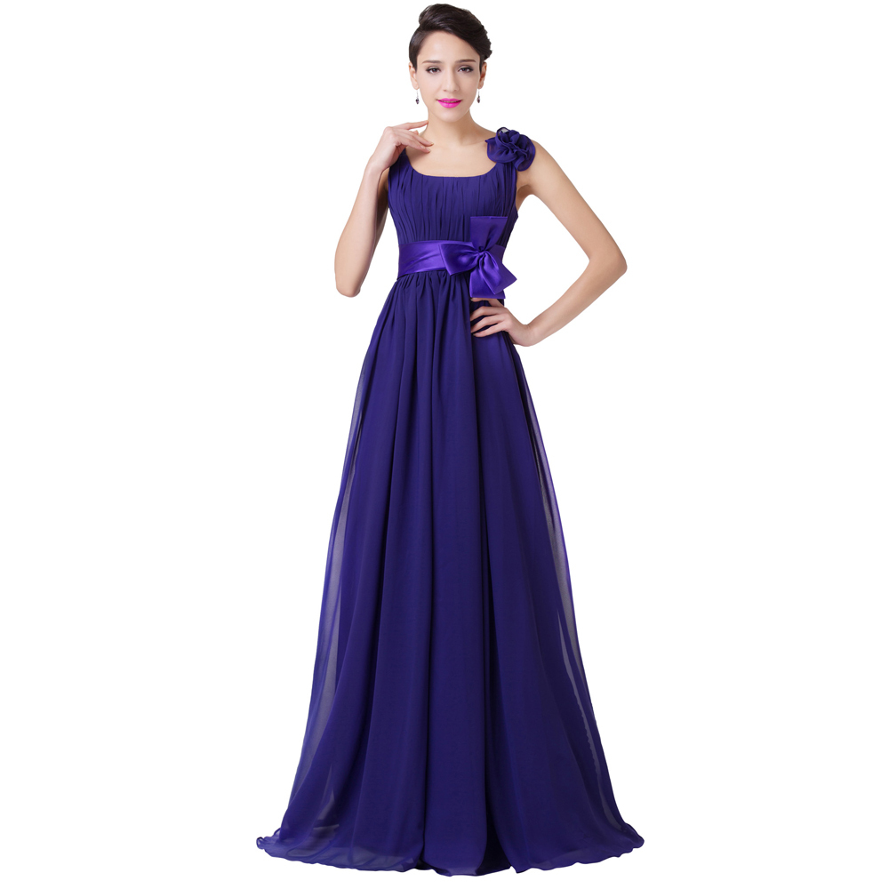 Topic Bravo, Sexy purple long dress was