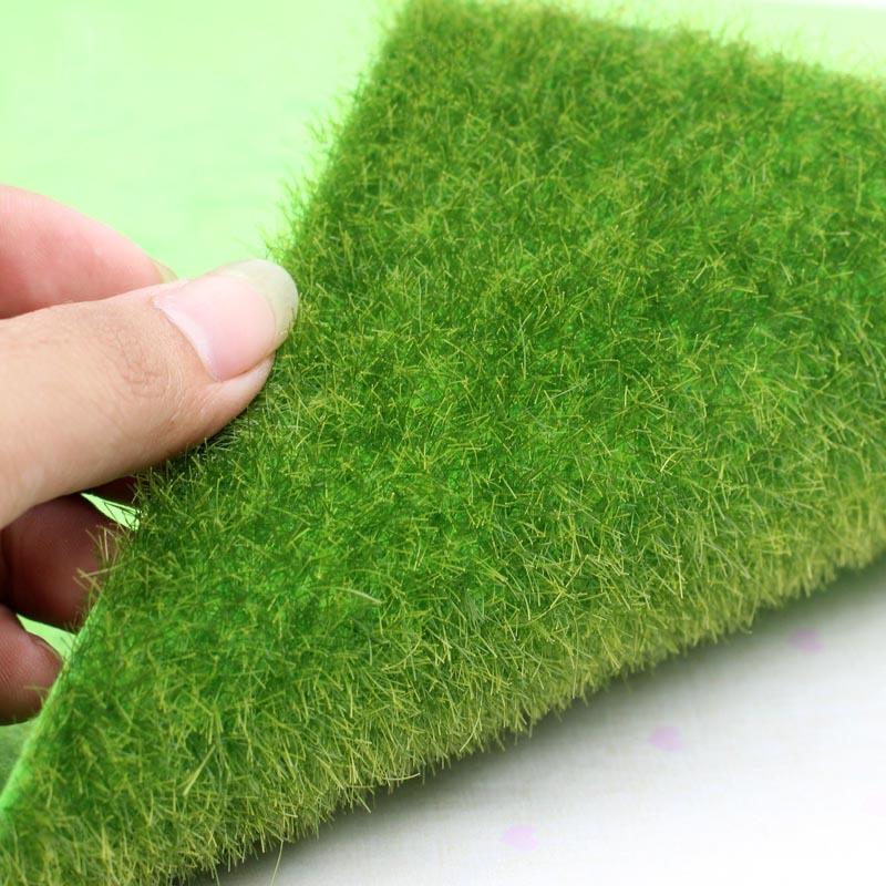 Трава искусственная для поделок