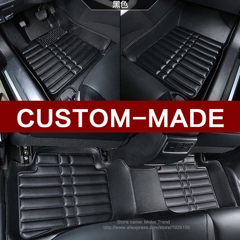 Custom fit car floor mats for Suzuki Alto Swift SX4 S-cross 3D car styling heavy duty all weather carpet floor liner RY280<br>