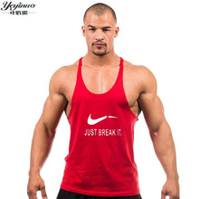 Buy 2017Brand clothing Fitness Tank Top Men Stringer Golds Bodybuilding Muscle Shirt Workout Vest gyms Undershirt 21 kinds color for $5.57 in AliExpress store