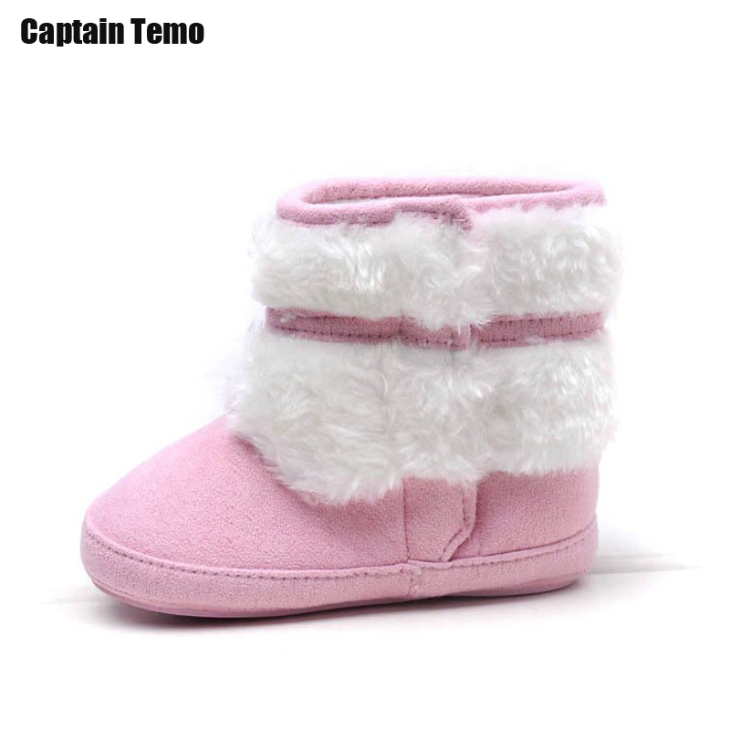 Winter baby snow boots Baby Sneakers Girls fashion Shoes Kids embroider Shoes First Walkers(China (Mainland))