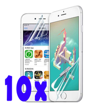 10x High Clear Screen Protector Film Screen Protective Film For K-Touch T580 T660 V8 W650 W806 Screen Guard(China (Mainland))