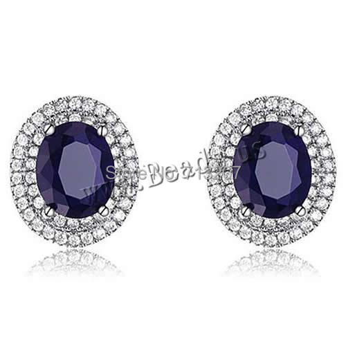 Free shipping!!!Austria Crystal Earring,Beautiful Jewelry, Zinc Alloy, with Austrian Crystal, brass post pin, Flat Round<br><br>Aliexpress