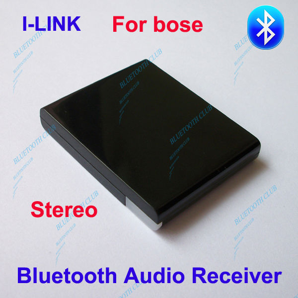 Newest Version !!! 30Pin A2DP V2.1 Bluetooth Music Receiver for Bose Sounddock & iphone Speakers - Free Shipping(China (Mainland))