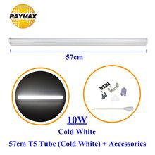 Светодиодный трубки T5 свет 30 см 60 см 220 V-240 V светодиодный Люминесцентная трубчатая светодиодная T5 лампы 4 W 10 W 2 года гарантии(China)