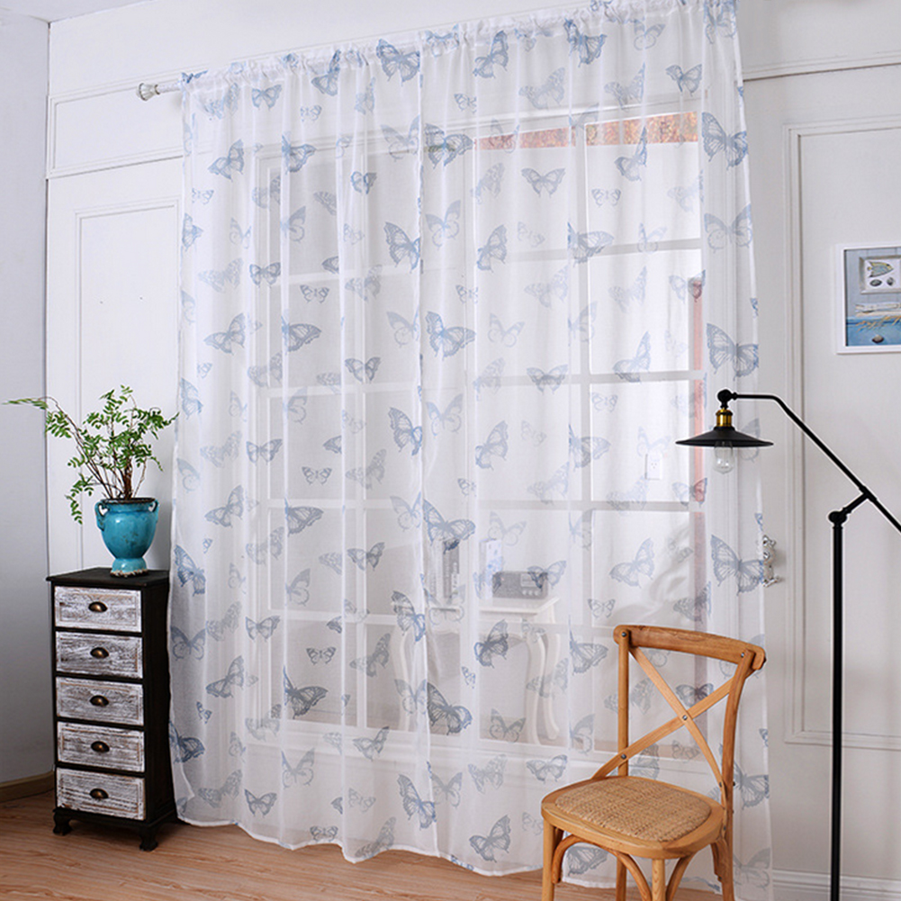 Popular Butterfly Curtains Buy Cheap Butterfly Curtains Lots From China Butterfly Curtains