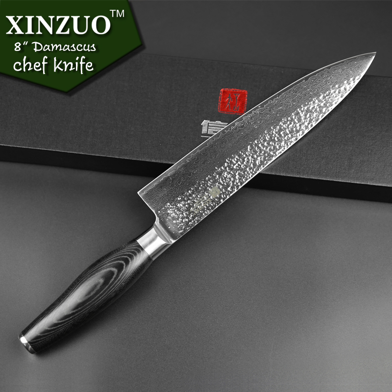 buy xinzuo high quality 8 inch chef. Black Bedroom Furniture Sets. Home Design Ideas