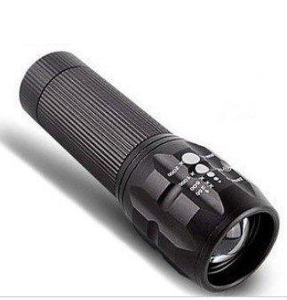 INBIKE [ P062 ] Q5 Flashlight bicycle light mini- lights of the long-range zoom mountain bike equipment