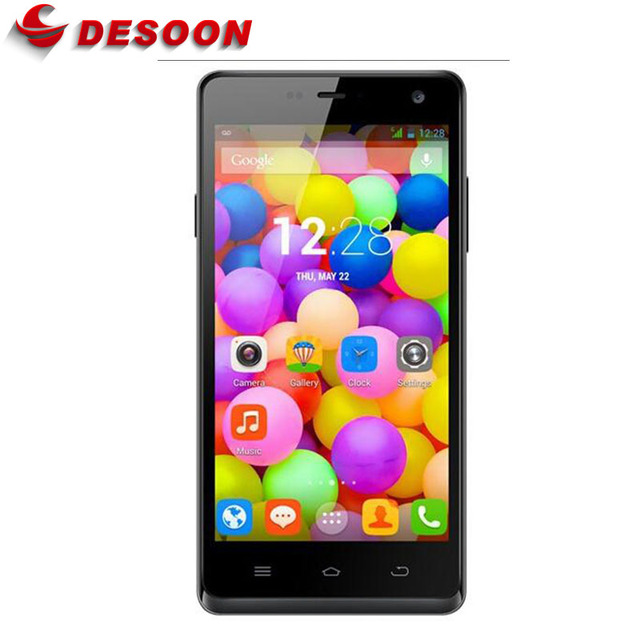 Original THL 5000t Mobile Phone MTK6592m Octa Core Android4.4 5.0 inch 5000mAh Battery 13.0MP NFC WCDMA/Mary