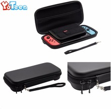 Buy Gamepad Box For Nintend Switch Hard Box Bag Travel Carrying Hard Cover Case For Nintendo Switch NS NX Protective Bag Pouch for $10.04 in AliExpress store