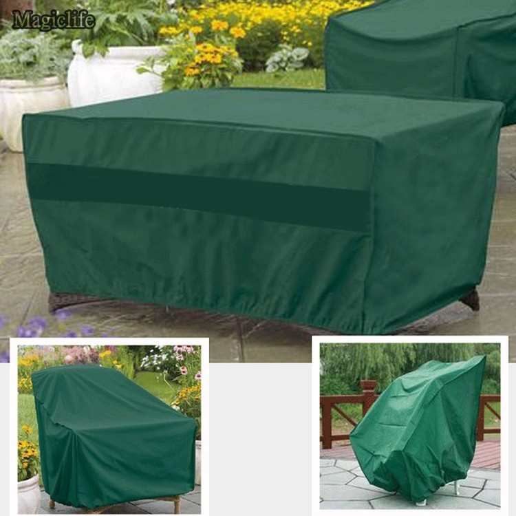 PVC Waterproof Outdoor Furniture Cover For Garden Patio Chair Furniture Accessories 105.3 x 70.2 x 34.7'' us6(China (Mainland))