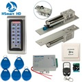Full Complete Metal Shell Stand Alone EMID RFID Keypad Stand alone Waterproof IP68 Access Control Unit