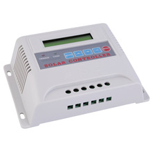 New 25A LCD Solar Panel Battery Regulator Charger Controller 12V 24V Auto Switch Wholesale