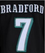 Best quality jersey,Men's 11 Carson Wentz 20 Brian Dawkins 43 Darren Sproles elite jerseys,White,Green,Black,Size 40-56(China (Mainland))