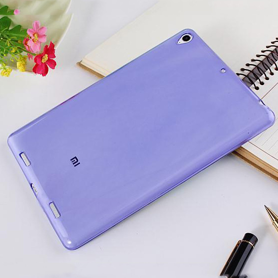 Xiaomi Mi Pad TPU Transparent Case Forested Cover Tablet Accessories - Hongkong TOP-A Technology co,Ltd. store