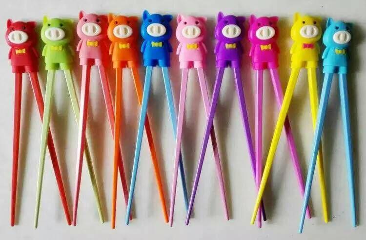 Палочки для еды Brand new dropshipping , educational chopsticks