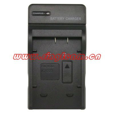 Replacement KLIC-5001 Battery Charger for Kodak, Compatible FNP60 FN6490<br><br>Aliexpress