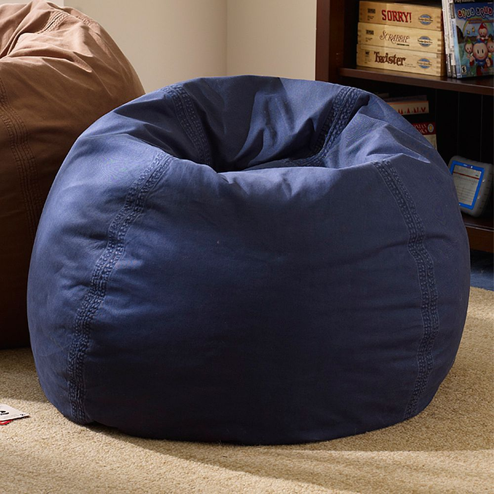 Free shipping size 70 110 cm bean bag cover sofa chairs for Sofa 70 cm tief