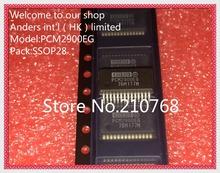 50pcs/lot          PCM2900EG/2K      PCM2900EG        PCM2900E            PCM2900       SSOP28(China (Mainland))