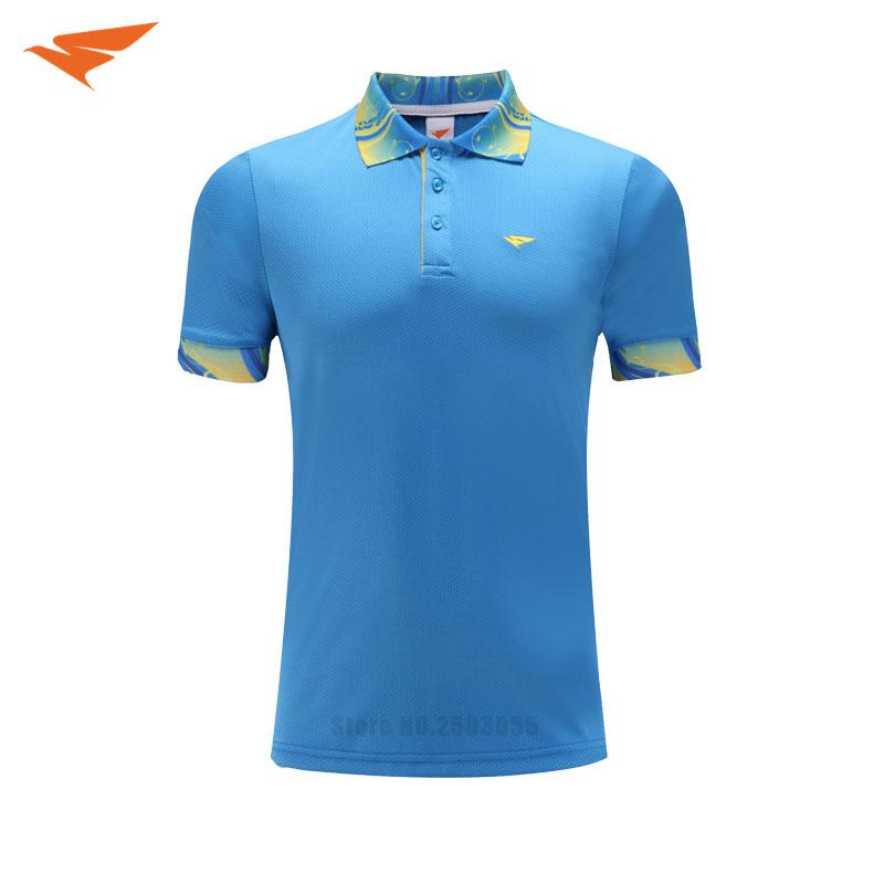 hot sale top quality 2016 2017 women table tennis shirt badminton shirt breathable sporting badminton clothes polo short shirts(China (Mainland))
