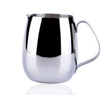 350ML Stainless Steel Espresso Milk Pitcher Kitchen Home Craft Coffee Latte Coffee Frothing Jug