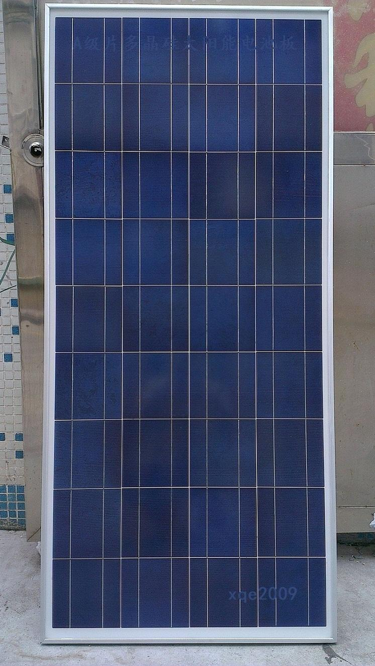 The new full -power 130W polycrystalline solar panel solar power systems for 12V battery charging(China (Mainland))