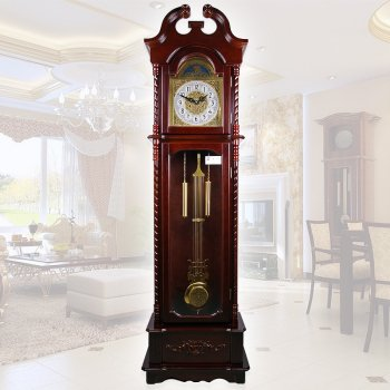 H14164 after Nordic living room floor clock machinery required to sign the inspection since mentioning(China (Mainland))