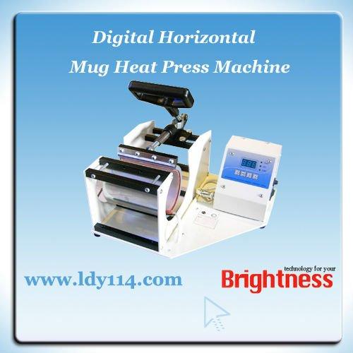 Brightness white mug heat transfer machine(China (Mainland))