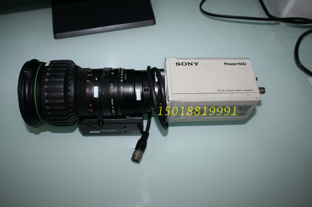 Second hand SONY 3CCD DXC-950P HD video camera(China (Mainland))
