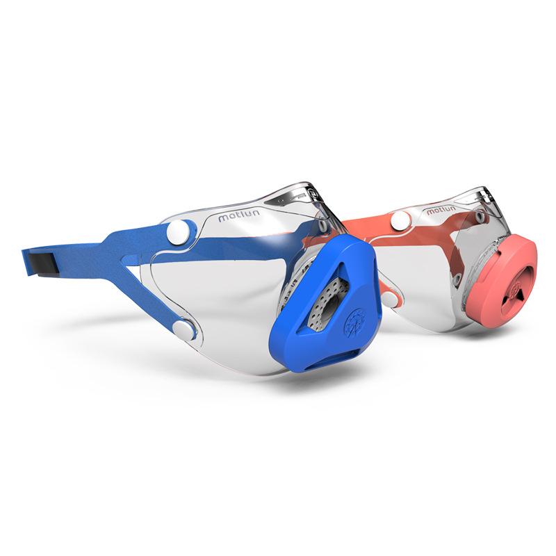 The new 2016 respirator gas mask anti-fog haze pm2.5 respirator mask 1 set of 12 filter cotton anti - dust respirator