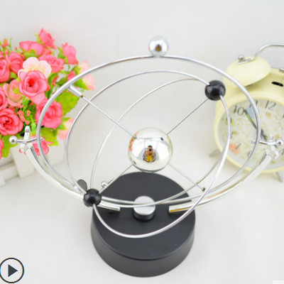 Perpetual motion furnishing articles Creative office study bedroom desktop furnishing articles jewelry gifts(China (Mainland))