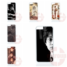 Plastic Phone cute cartoon magician harry potter Lenovo A6000 A7000 A708T Oppo Fine 7 R7 R9 plus Nokia 550 - My-Div-Phone-Cases 2016 store