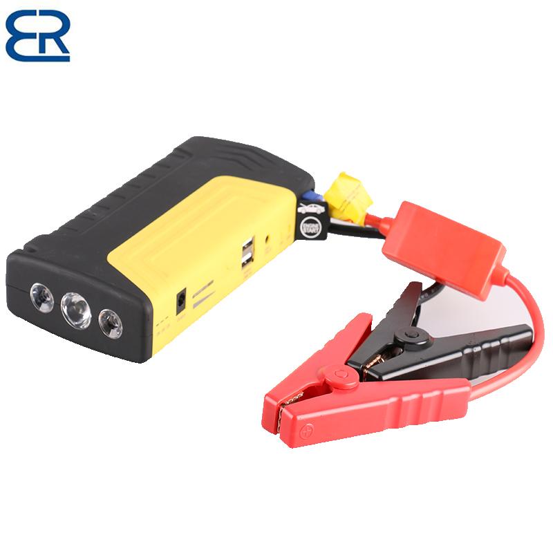 BR-K16 car jumper portable starter battery jumpstarter multi-function Mini Jump Starter power bank starting device for 12V cars(China (Mainland))