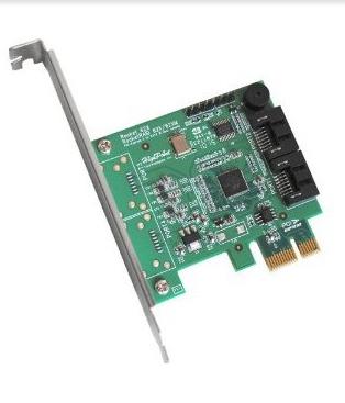 HighPoint RocketRAID 620(SATA6Gbps RAID CARD)/PCI-E Gen2.0 x1/SATAx2/RAID 0,1,5,10,JBOD<br><br>Aliexpress