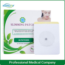 30Pcs=1Box Natural Weight Loss Product Magnetic Patch For Chinese Herbal Fat Loss Health Care Massage Necessary Free Shipping