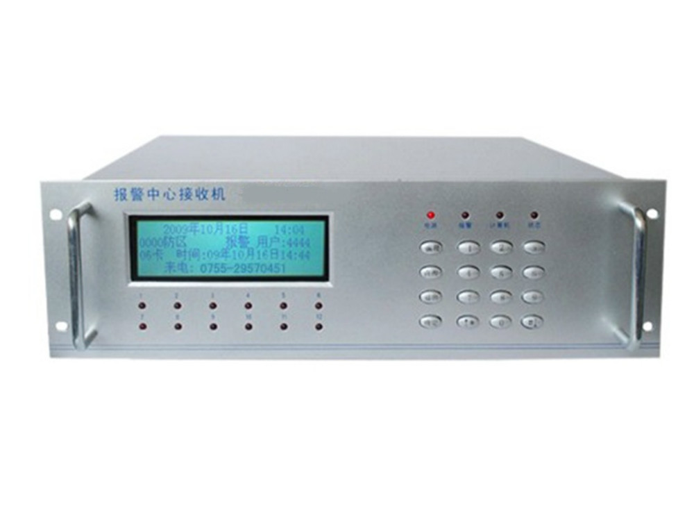 Central Monitoring Station : Central monitoring station cms network alarm receiver