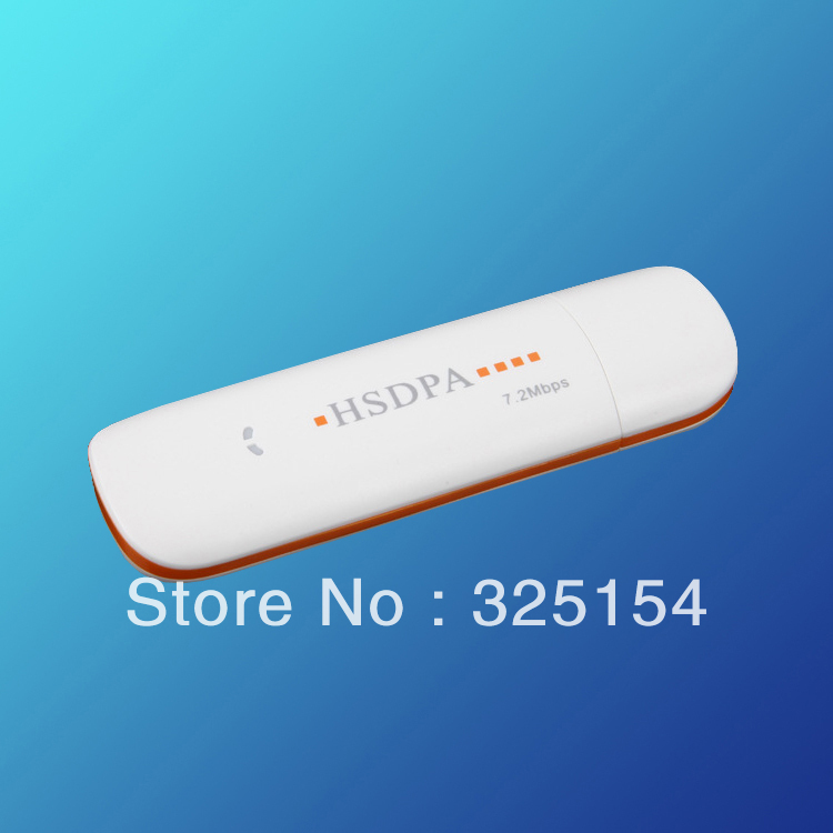 Hot Sale! High Quality!7.2M Unlocked HSUPA USB WCDMA Gsm 3G UP TO 3.5G Modem Wireless Faster HSDPA PK Huawei E1750