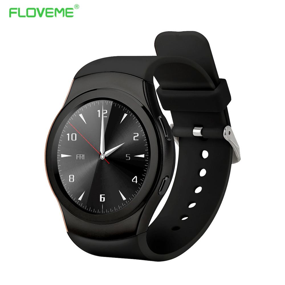 FLOVEME G5 Bluetooth Intelligence Smart Watch Sim Card For Apple iPhone/Samsung Android FM Multi Language Pedometer Wristband(China (Mainland))
