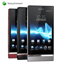 "Original Sony Xperia P LT22i Dual core Sony lt22i Cellphone 16GB ROM 3GGSM WIFI GPS 8MP 4.0"" 3G Android4.2  Unlocked Smartphone(China (Mainland))"