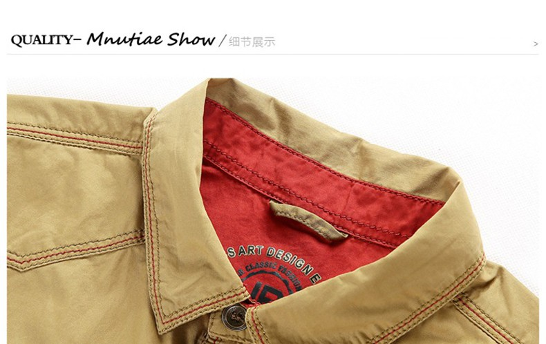 2016 New Outdoor Brand Hiking Shirt Men Removable Quick Dry Breathable Shirt Spring Summer Hiking Camping Fishing Free Shipping