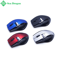 Wireless Mouse Optical Gaming Mouse 2.4Ghz Computer/Laptop/PC Mice10 Meters Control Range for Windows 2000/XP/Vista/Win 7/MAC
