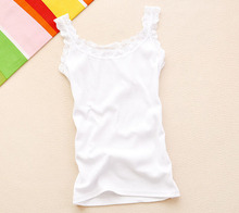 Fashion New Ladies Multicolors Sleeveless Bodycon Temperament Lace T-shirt Vest Tank Top Women Vest Tops(China (Mainland))