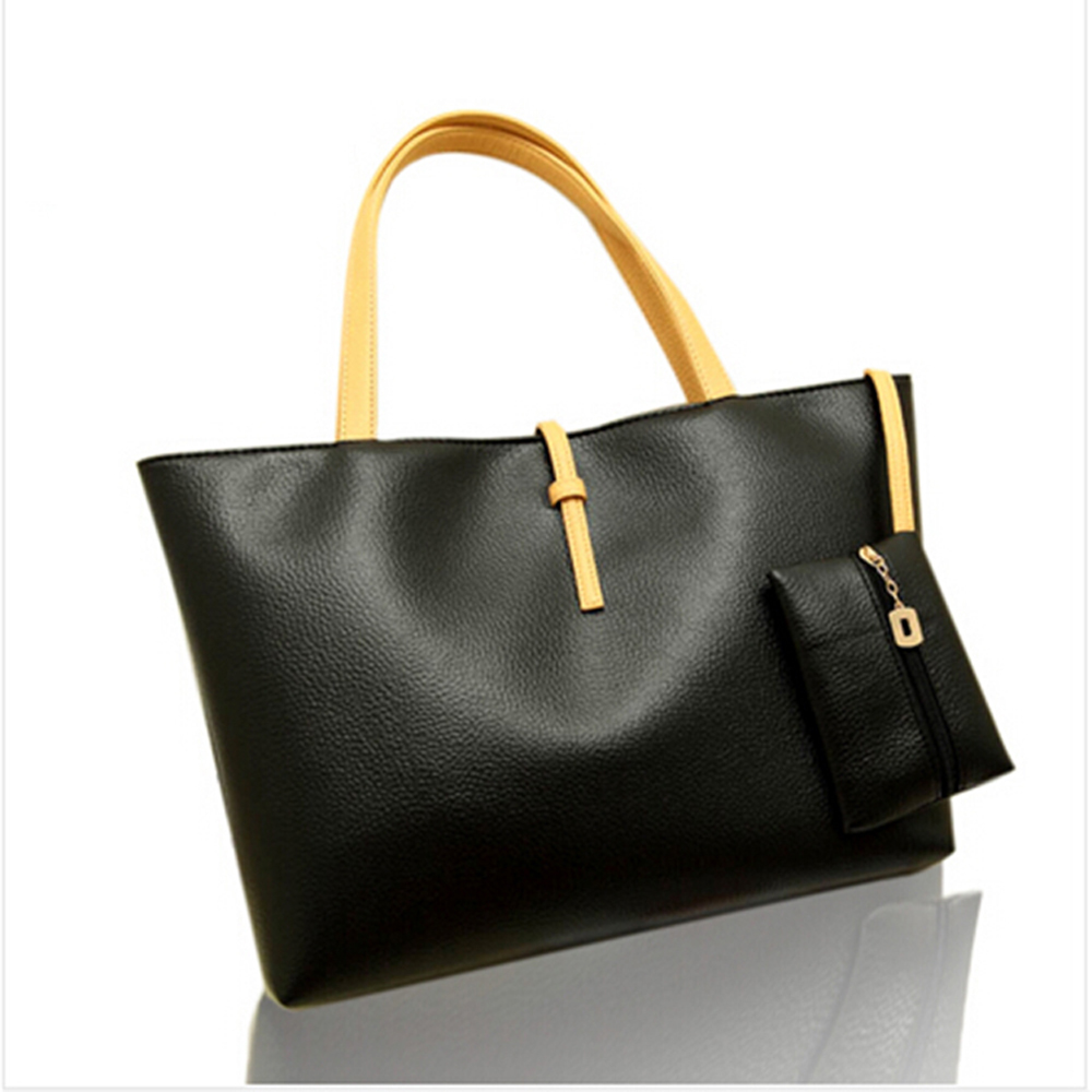 Borse Hand Shoulder Tote Bag PU Leather Handbags Messenger Women Bag Ladies Female Bolsa Feminina Bolsos Mujer Sac A Main Femme(China (Mainland))