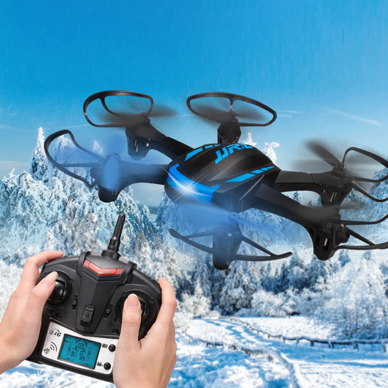 JJRC H21 2.4GHz 6CH Headless Mode One Key Return RC Helicopter RTF 6-Axis Gyro High Quality(China (Mainland))