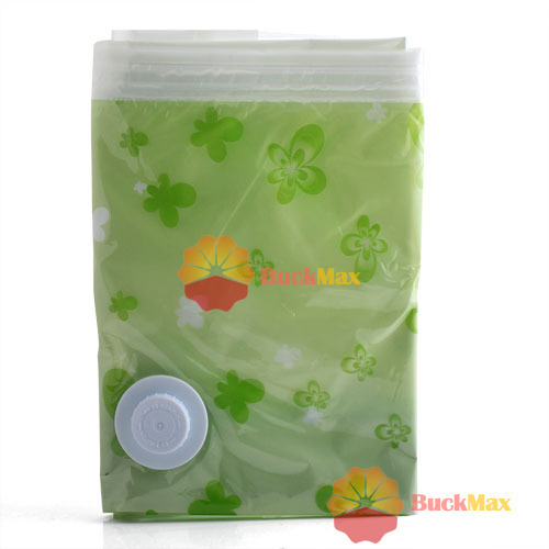 buckmax Top grade Space Saver Storage Bag Vacuum Seal Compressed 80 x 110 Only you(China (Mainland))