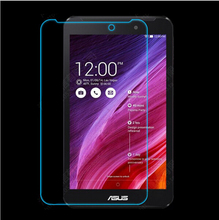 Premium tempered glass film For ASUS MeMO Pad 7 FE170CG 7.0″tablet pc Anti-shatter LCD Screen Protector Film with retail package